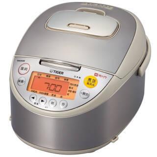 虎牌(TIGER) JKT-A10C IH土锅涂层电饭煲 3L 2131.55元
