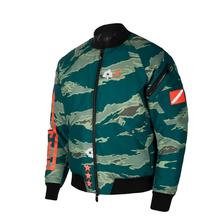 Jordan Brand 棒球服迷彩棉服外套 优惠价899元
