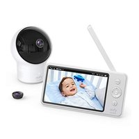 $139.99(原价$169.99)eufy 宝宝监测器,带高清摄像头