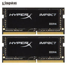 Kingston 金士顿 骇客神条 Impact系列 16GB(8GB×2) DDR4 2400 笔记本内存条 539元包