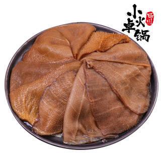 小卓 火锅毛肚230g 生鲜肚片牛百叶 14.75元
