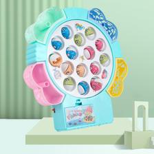 知识花园 儿童益智钓鱼玩具 13.8元包邮