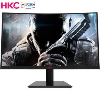 惠科(HKC) GF40 23.6英寸VA曲面电竞显示器(144Hz 1800R) 899元