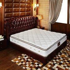 AIRLAND 雅兰 凯宾斯基酒店款弹簧乳胶床垫 1.5m/1.8m 4999.5元包邮(1件5折)