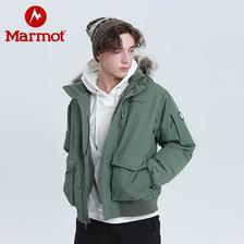 Marmot 土拨鼠 男士户外羽绒服 700蓬 1349元(需定金50元)
