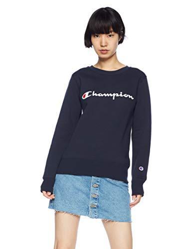¥170.35 中亚Prime会员、限尺码: Champion CW-N015 女士圆领运动衫