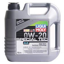 京东PLUS会员:LIQUI MOLY 力魔 特技AA全合成机油 0W-20 SN 4L 德国原装进口 319元