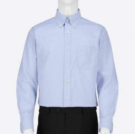 UNIQLO优衣库 高性能修身防皱衬衫(长袖) ¥39