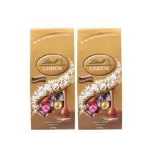 移动专享: Lindt 瑞士莲软心进口巧克力球袋装 600克 2件装 199元包邮(2人拼