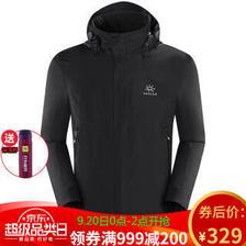 凯乐石(KAILAS) KG110227 男款户外单层冲锋衣 329元