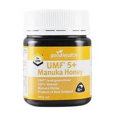 GOOD HEALTH古德海兹 成人儿童麦卢卡UMF5+蜂蜜250克 券后109元包邮 新西兰原装进