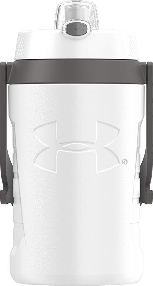 Under armour sideline 1890ml 水瓶,白色 147.95元