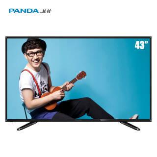 PANDA 熊猫 43F6A 43英寸 液晶电视 999元
