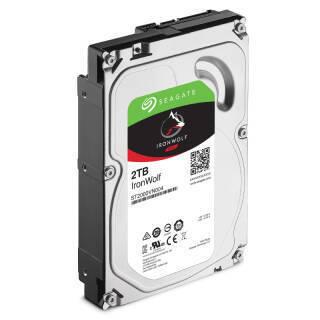 希捷(SEAGATE) 酷狼系列 SATA3 机械硬盘 64M 5900 2T 519元