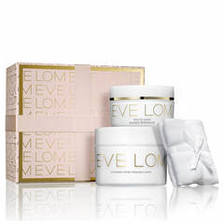 相当于5.1折!EVE LOM 卸妆膏200ml 急救面膜100ml 洁面巾