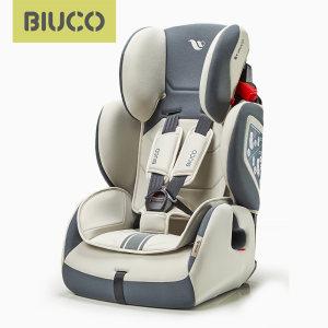 宇通集团旗下 贝欧科 儿童安全座椅 欧盟3C双认证 9-36kg 399元包邮