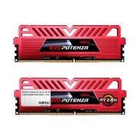3200MHz 2X8GB双通道 GeIL EVO POTENZA 16GB (2 x 8GB) DDR4 3200 内存