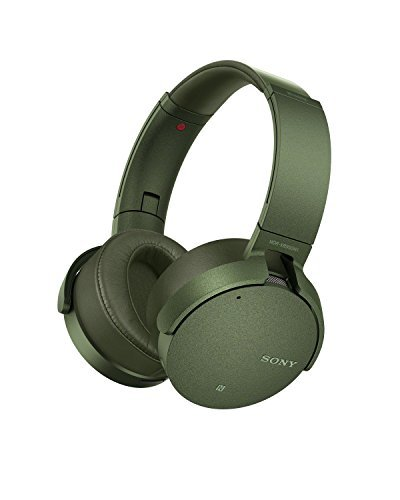 ¥636.06 SONY 索尼 MDR-XB950N1 头戴式降噪耳机 绿色