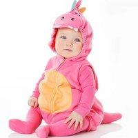 无门槛7.5折 今年最好价 Carter's 儿童超萌万圣节装扮服饰低至3折起热卖
