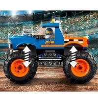 直邮好价¥202 LEGO 乐高 City 系列 巨轮越野车 6-12岁