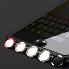 苹果指纹按键贴 iphone6s手机7plus男5s识别8p网红home键贴膜ipad女五4s六卡通可爱