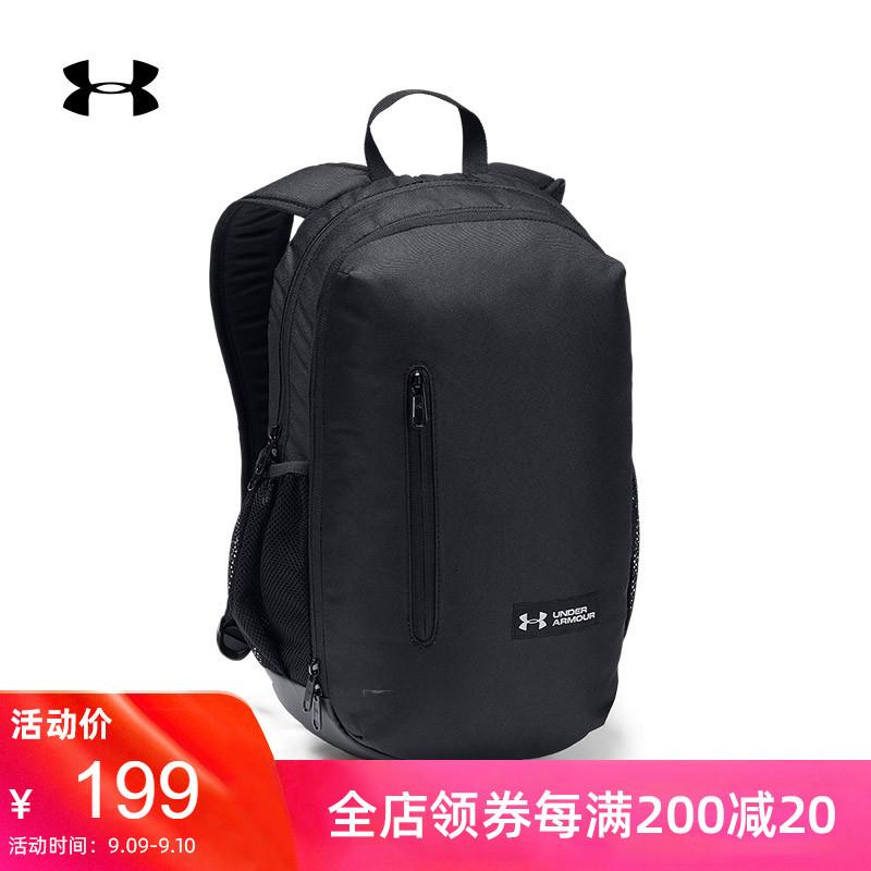 双11预售: UNDER ARMOUR 安德玛 Roland 1327793 中性背包 142元(需定金)