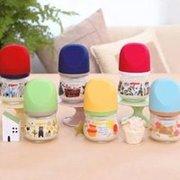 直邮中国到手价RMB160.4 贝亲 母乳实感奶瓶 80ml/160ml 多色可选'