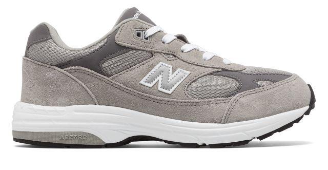 折合278.42元 New Balance 993v1 大童款复古运动鞋
