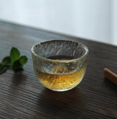 优品 锤目纹 品茗杯 50ml 初雪(圆口) 9.9元包邮(需用码)