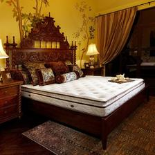 AIRLAND 雅兰 宫殿 YLImperial五区护脊乳胶弹簧床垫 1.5/1.8m 3999元包邮(1件5折)