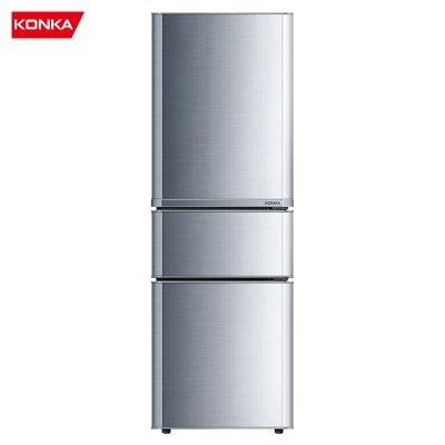 KONKA 康佳 BCD-192MT 三门冰箱 192升 899元包邮(拼团价,2人成团)