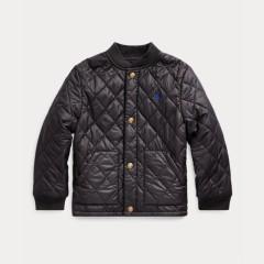 Ralph Lauren 拉夫劳伦 Quilted Jacket 2-7岁夹棉棒球服