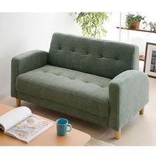 TIMI 天米 布艺双人小沙发 750元包邮