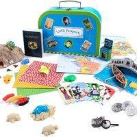 $12.5 首月订阅 Little Passports 世界旅行儿童订阅盒子