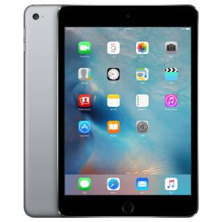 Apple iPad mini 4 平板电脑 7.9英寸(128G WLAN版/A8芯片/Retina显示屏/MK9N2CH)深空灰色 2438元