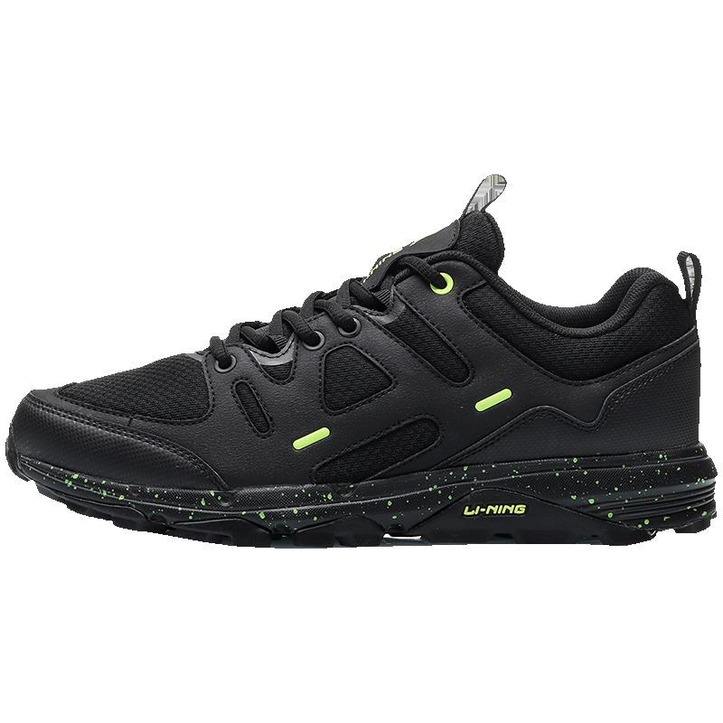 双11预售: LI-NING 李宁 ARDP025 男款越野跑鞋 54元包邮(需定金)