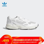 阿迪达斯(adidas) FALCON Allluxe W DB3357 女子经典鞋 *2件 +凑单品 787元(需用券,合393.5元/件)'