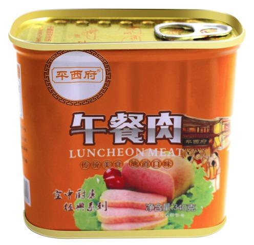 限地区: 平西府 午餐肉罐头 340g *15件 82.16元(双重优惠)