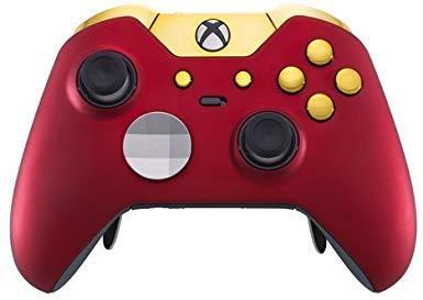精英控制器 - 红色天鹅绒/金色(Xbox One) 1216.96元