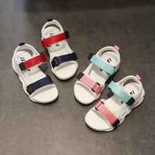 韩版软底中小童小熊鞋凉鞋 券后¥26