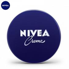 京东商城 NIVEA 妮维雅 经典蓝罐 润肤霜 60ml *3件 30.38元(合10.13元/件)