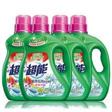 超能 洗衣液整箱4瓶28斤 一年量 价格逆天 68.8元包邮