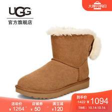 UGG 雪地靴 1109854-3 CHE   栗色 944元