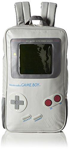 任天堂游戏男孩双肩背包灰色 prime含税到手约286.16元
