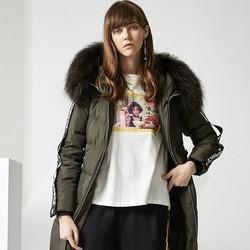 反季特卖:BOSIDENG 波司登 B70142138V_7135 女士长款羽绒服