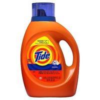 $8.97 白色无香款同价 Tide 汰渍洗衣液超大瓶100oz装