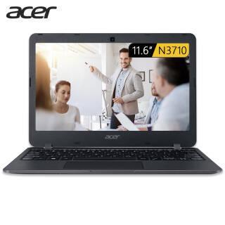 宏碁(Acer)墨舞B117 11.6英寸便携笔记本(四核N3710 4G 128G SSD 蓝牙 防眩光雾面屏 Win10 1.43kg) 2199元