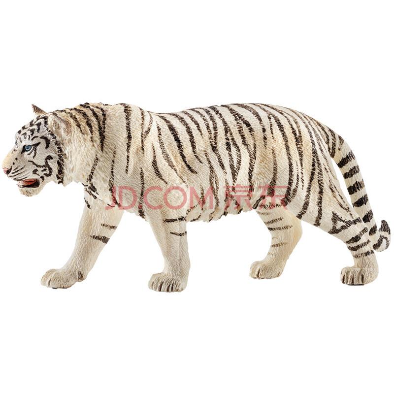 Schleich 思乐 SCHC14731 白色老虎玩具37.5元