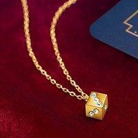 满额送封面骰子项链 Swarovski 全场首饰热卖 收新款幸运塔罗牌系列