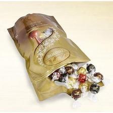 Lindt 瑞士莲巧克力球混合装 1kg, 2盒 109.41元